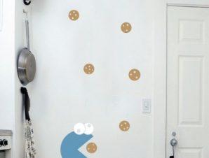 Arcady Παιδικά Αυτοκόλλητα τοίχου 36 x 50 cm