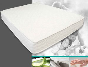 Στρώμα Full Memory Foam Hellas Μονό 100x200cm