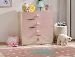 Βρεφική συρταριέρα GIRL-1203 – GIRL-1203