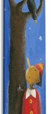 Πινόκιο Παιδικά Κρεμάστρες & Καλόγεροι 45 x 138 εκ.