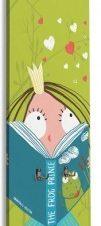 Ώρα για διάβασμα Παιδικά Κρεμάστρες & Καλόγεροι 45 x 138 εκ.