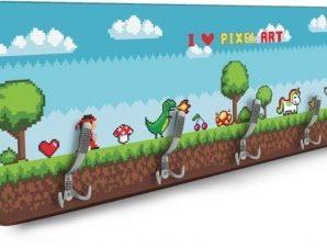 Βίντεο παιχνίδι Παιδικά Κρεμάστρες & Καλόγεροι 138 x 45 εκ.
