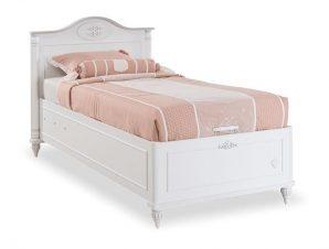 Παιδικό κρεβάτι με αποθηκευτικό χώρο RO-1709 – RO-1709