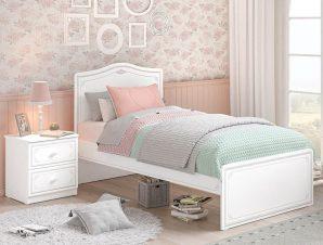 Παιδικό κρεβάτι SE-GREY-1303 – SE-GREY-1303